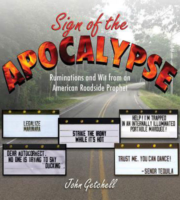 john getchell with the sign of the apocalpyse