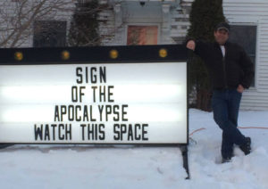 sign of the apocalypse john getchell